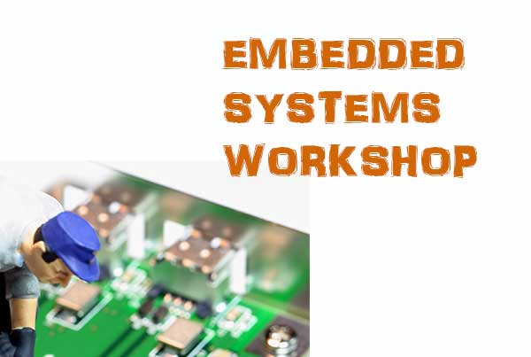 Embedded Robotics Workshop